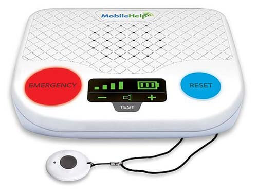 MobileHelp Classic medical alert system product image.